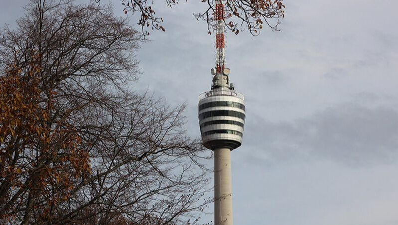 tv tower stuttgart