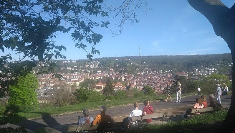 what to do in stuttgart city