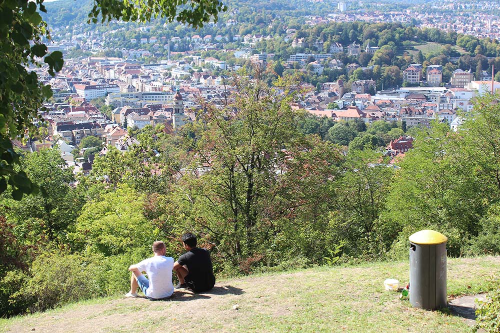 what to see in stuttgart